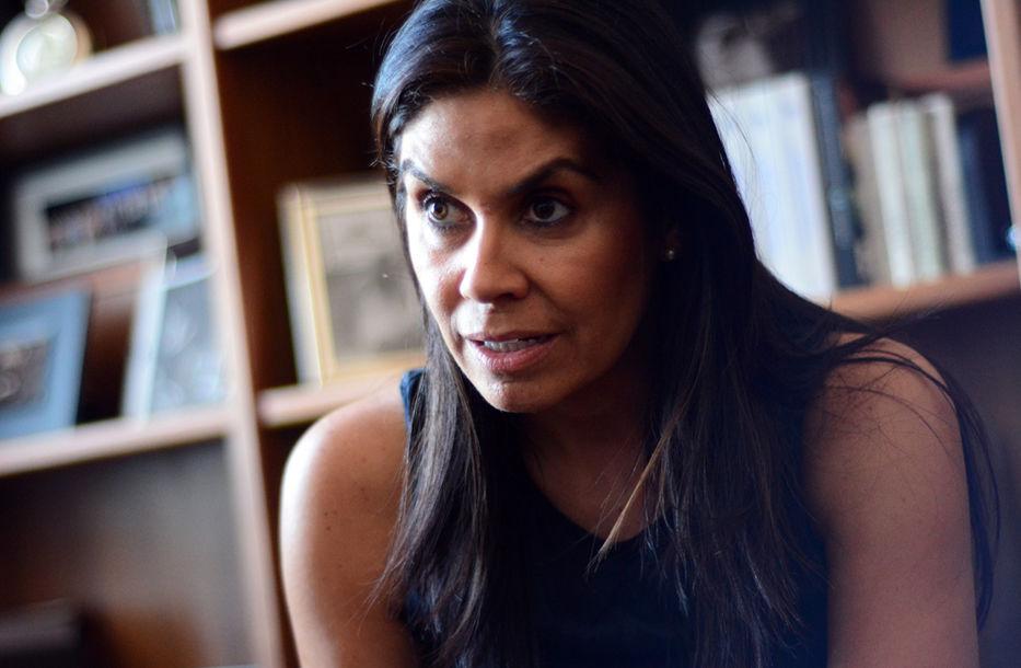Senadora Verónica Alonso