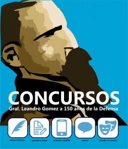 Concurso sobre Leandro Gomez en diversas modalidades