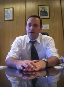 Senador Álvaro Delgado