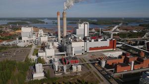 UPM ofrece instalar una plata mayor a la existente sobre el Río Uruguay.