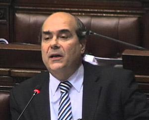 Sólidos argumentos del diputado Pablo Abdala para aprobar la Comisión Investigadora.