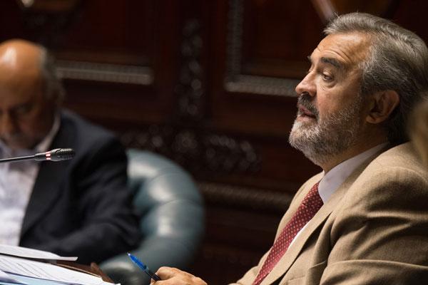Senador Jorge Larrañaga. Sesión del 19 de junio
