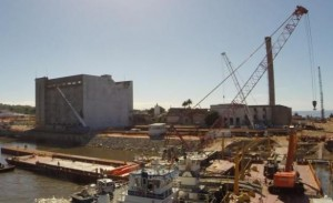 Costa Fortuna dice que le deben US$ 15 millones por trabajos