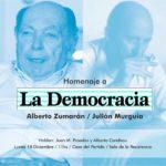 Homenaje a La Democracia